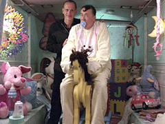 John Waters and Alan J. Wendl